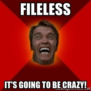 Angry Arnold - Fileless It's going to be crazy!