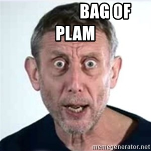 Michael Rosen  - bag of plam