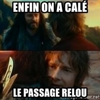 Never Have I Been So Wrong - enfin on a calé  le passage relou