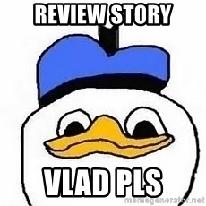 dolan meme - review story vlad pls