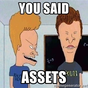 Beavis and butthead - You Said Assets