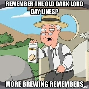 Pepperidge Farm Remembers Meme - remember the old dark lord day lines? more brewing remembers