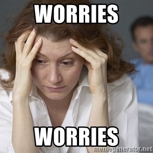 Single Mom - worries worries