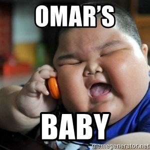 fat chinese kid - Omar's  Baby