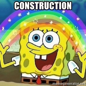 Imagination - Construction