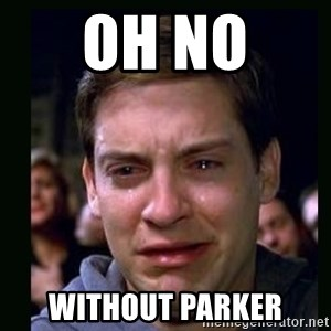 crying peter parker - Oh No  Without Parker