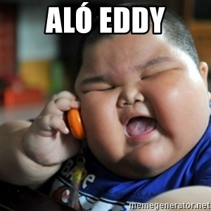 fat chinese kid - Aló Eddy