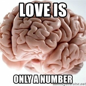 Brain clean - Love is  only a number