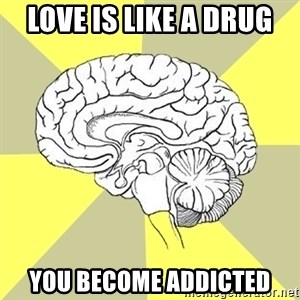 Traitor Brain - Love is like a drug you become addicted