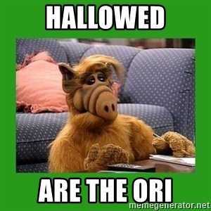 alf - Hallowed are the ori