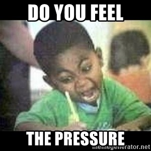 Black kid coloring - DO YOU FEEL THE PRESSURE