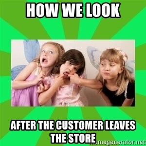 CARO EMERALD, WALDECK AND MISS 600 - how we look after the customer leaves the store