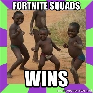 african kids dancing - Fortnite Squads WINS