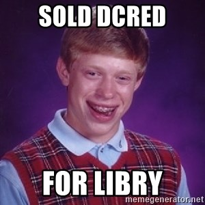 Bad Luck Brian - SOLD DCRED FOR LIBRY