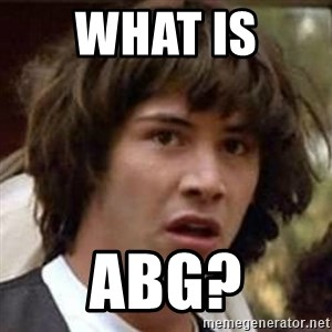 Conspiracy Keanu - What is  ABG?