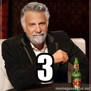 The Most Interesting Man In The World - 3
