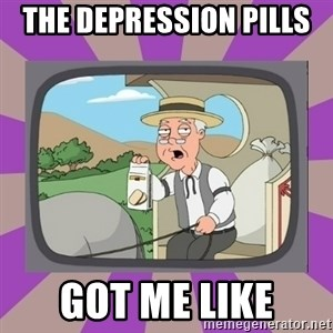 Pepperidge Farm Remembers FG - The depression pills  got me like
