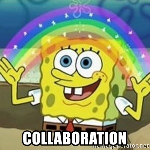 Spongebob - collaboration