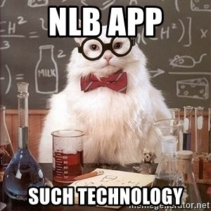 Science Cat - NLB APP Such technology