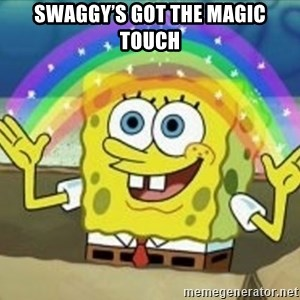 Spongebob - Swaggy's got the magic touch