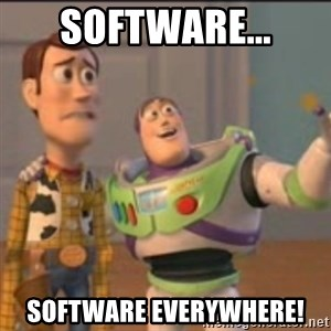 Buzz - Software... Software Everywhere!