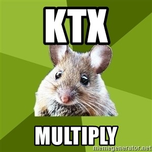 Prospective Museum Professional Mouse - KTX multiply