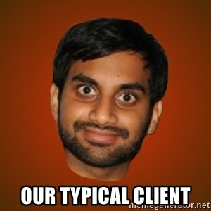 Generic Indian Guy - our typical client