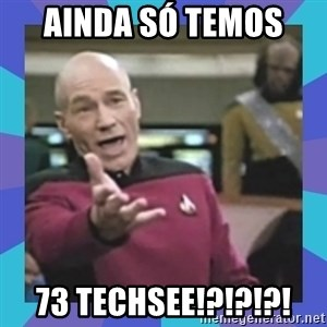 what  the fuck is this shit? - Ainda só temos  73 TechSee!?!?!?!