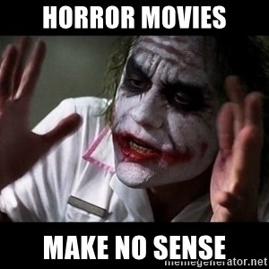 joker mind loss - horror movies make no sense