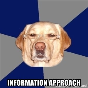 Racist Dog - Information Approach