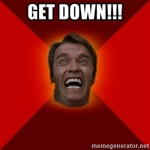 Angry Arnold - GET DOWN!!!