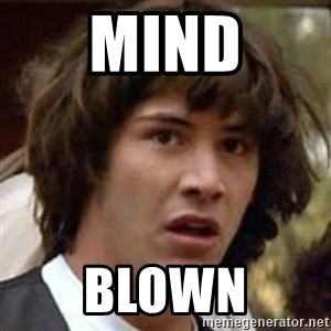 Conspiracy Keanu - Mind Blown