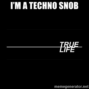 MTV True Life - I'm a Techno Snob