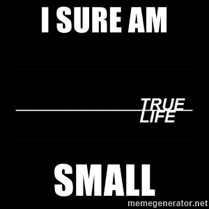 MTV True Life - I sure am  Small