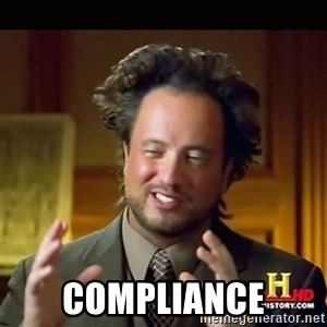History guy - Compliance
