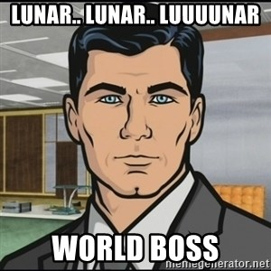 Archer - lunar.. lunar.. luuuunar world boss