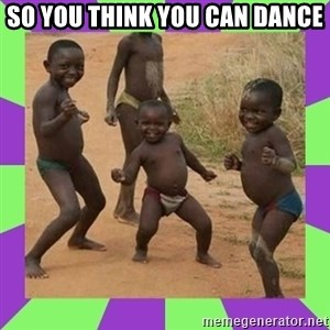 african kids dancing - SO YOU THINK YOU CAN DANCE