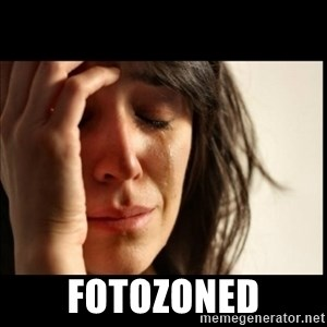 First World Problems - Fotozoned