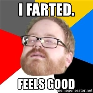 Will Smith Cum Face - I farted.  Feels good