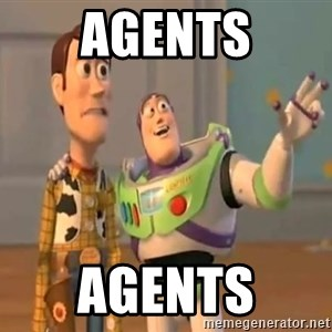 X, X Everywhere  - AGENTS AGENTS