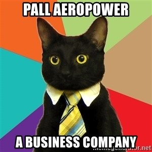Business Cat - PALL aeropower A business company