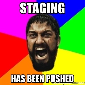 sparta - STAGING HAS BEEN PUSHED