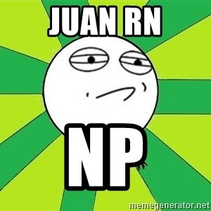Challenge Accepted 2 - Juan RN NP