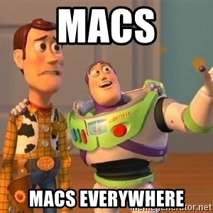 Consequences Toy Story - MACS MACS EVERYWHERE