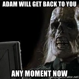 OP will surely deliver skeleton - Adam will get back to you any moment now
