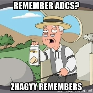 Pepperidge Farm Remembers Meme - Remember ADCs? Zhagyy remembers