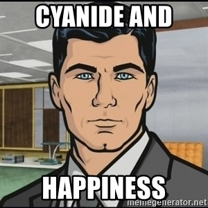 Archer - cyanide and  happiness