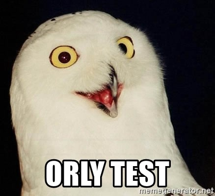 Orly Owl - ORLY test