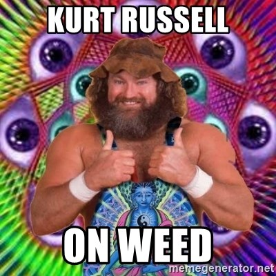 PSYLOL - kurt russell on weed