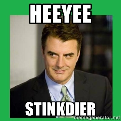 Mr.Big - HEEYEE STINKDIER